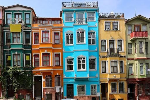 رنگ نمای ساختمان