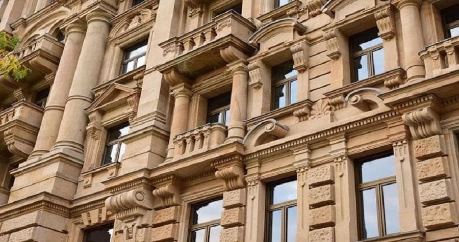 آشنایی با عناصر الحاقی در نمای ساختمان