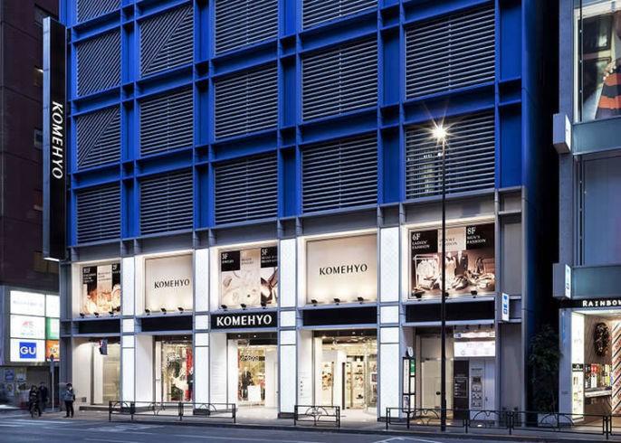ویترین های جذاب در ساختمان های تجاری آریاز دیزاین