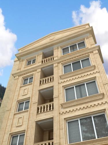 طراحی نمای ساختمان های جنوبی