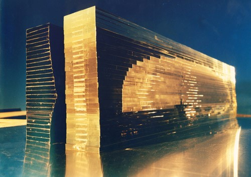 بهترین معماران ایرانی-کتابخانه ملی چین اثر هادی میرمیران-آریاز دیزاین