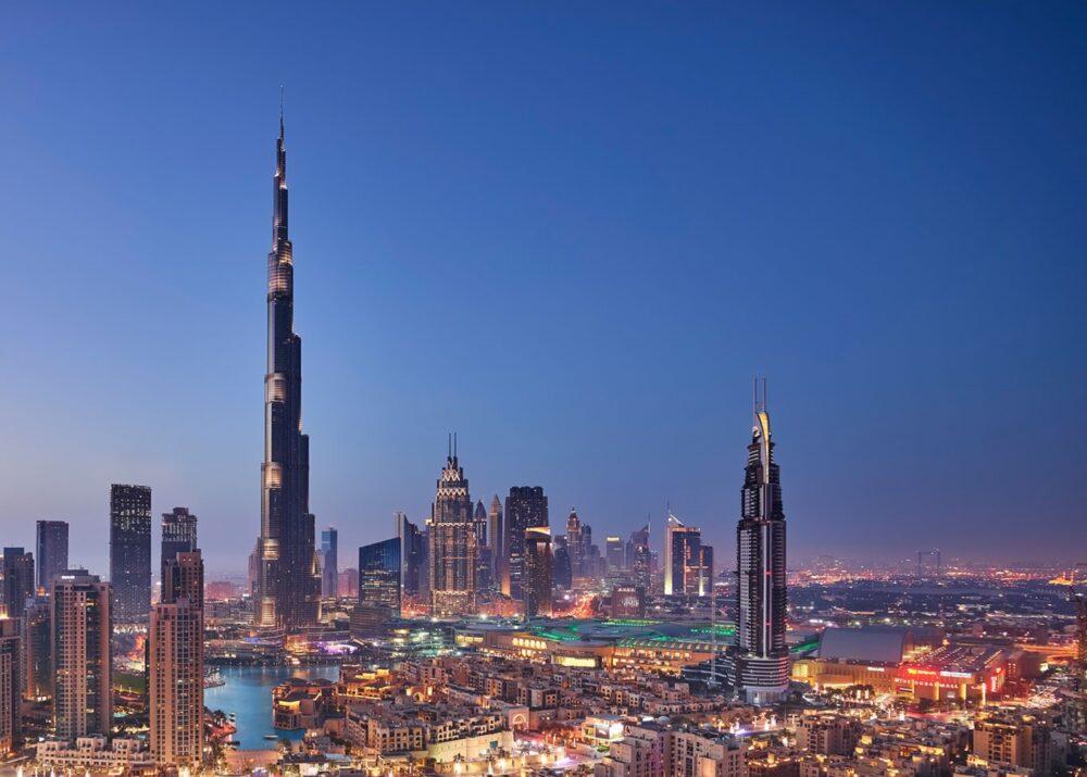 بهترین ساختمان های طراحی شده در جهان برج خلیفه آریاز دیزاین