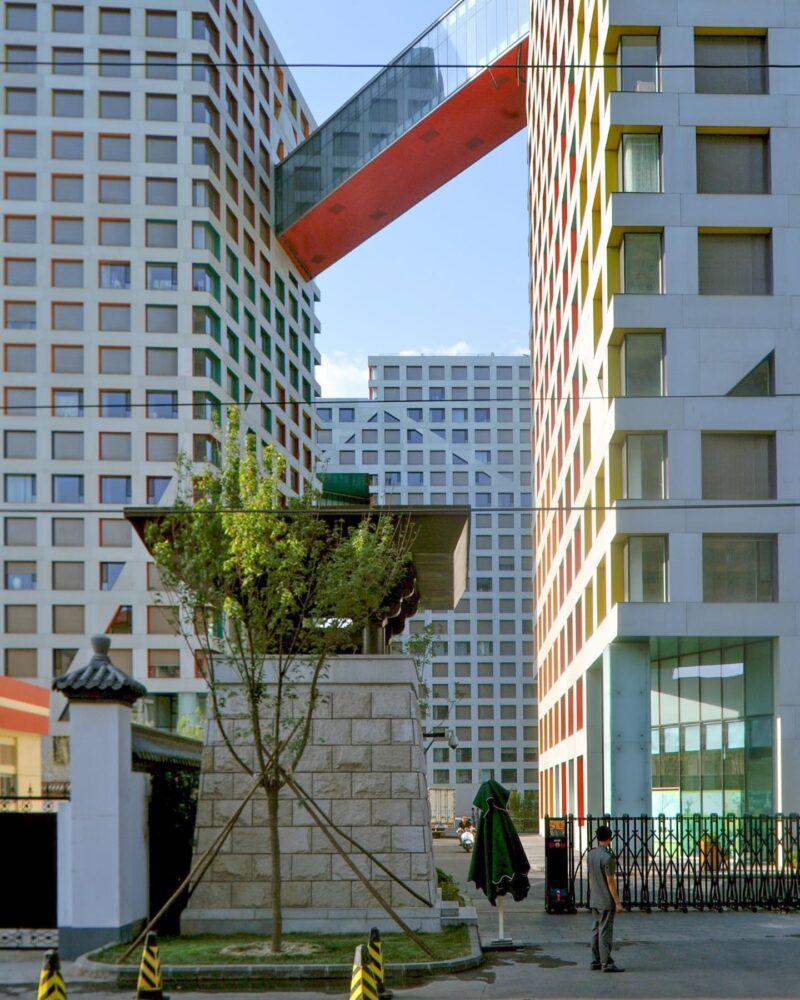 بهترین ساختمان های طراحی شده در جهان - لینکد هیبرید - آریاز دیزاین