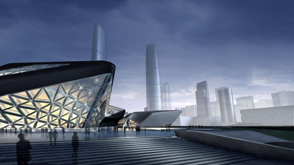 بهترین ساختمان های طراحی شده در جهان-خانه اپرای گوانگژو - آریاز دیزاین