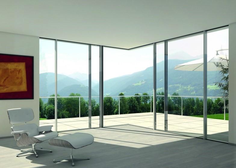 ایجاد چشم انداز زیبا با نمای شیشه ای-طراحی نمای شیشه ای ساختمان -آریاز دیزاین