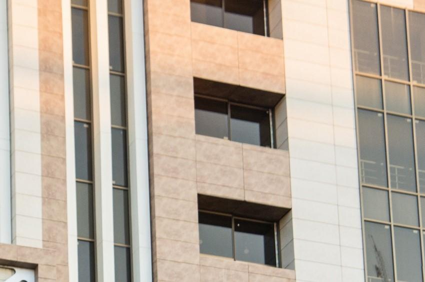 نمای خشک ساختمان-آریاز دیزاین
